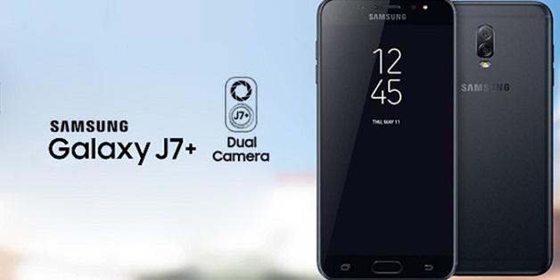 Lộ diện Galaxy J7+, smartphone có camera kép thứ 2 của Samsung