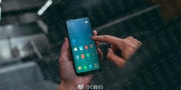 Lộ ảnh thực tế của Xiaomi Mi MIX 2