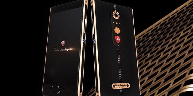 Lamborghini trình làng smartphone Android siêu sang giá hơn 55 triệu