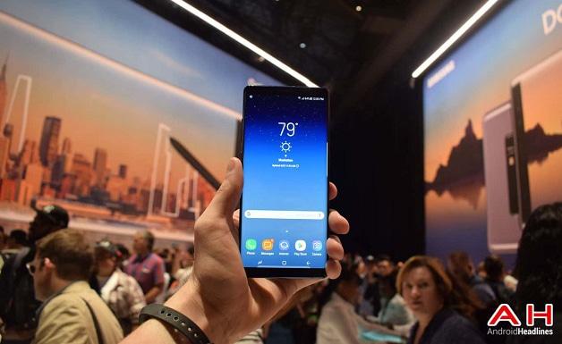 Galaxy Note8 bản 256GB sẽ chỉ bán tại Hàn Quốc