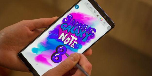 Samsung đã phải làm 8 bước kiểm tra mức độ an toàn pin cho Galaxy Note8