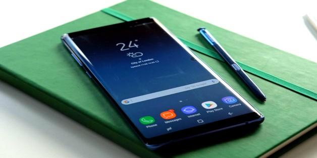 9  thứ trên Galaxy Note8 chưa có trên iPhone