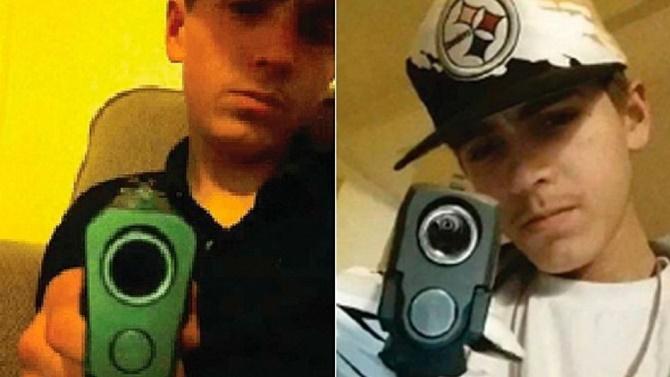 Chàng trai trộm 25 khẩu súng bị bắt vì khoe ảnh selfie