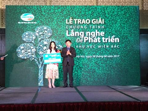 112 góp ý xuất sắc nhất của khách hàng được Viettel trao thưởng