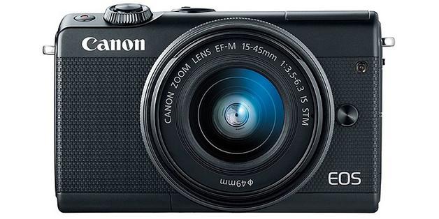 Canon ra mắt EOS M100 cảm biến 24MP, công nghệ Dual Pixel AF