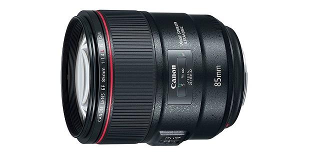 Canon ra mắt bộ 3 ống kính tilt-shift cùng ống kính EF 85mm f/1.4L IS