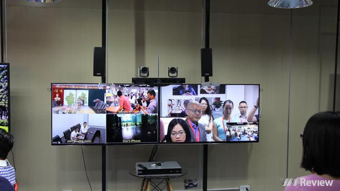 Ra mắt dịch vụ họp trực tuyến VNPT Meeting: hỗ trợ 1000 điểm cầu cùng lúc, dùng được cả với smartphone, tablet
