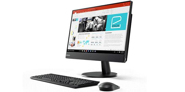 Lenovo ra mắt liền lúc 3 máy tính để bàn tất cả-trong-một cho doanh nghiệp