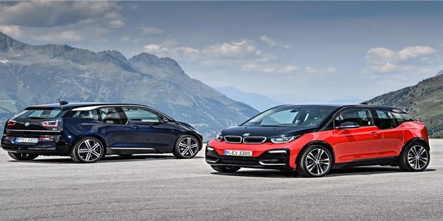 BMW giới thiệu i3/i3s 2018: xe điện với thiết kế thể thao mạnh mẽ