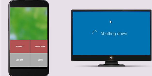 Cách tắt máy tính Windows, Mac từ xa bằng smartphone