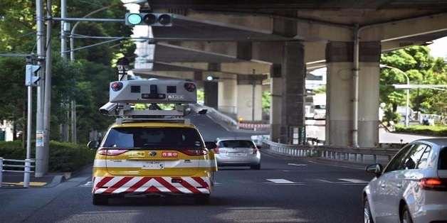 """""""Bác sĩ cao tốc"""" giúp sửa nhanh các con đường lâu đời tại Nhật Bản"""