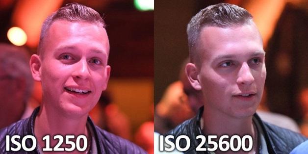 Những ảnh đầu tiên chụp từ Nikon D850 tại mức ISO 25600