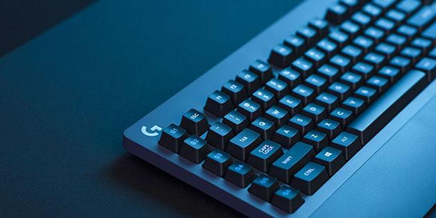 Logitech giới thiệu bàn phím cơ, chuột không dây kết nối tốc độ cao