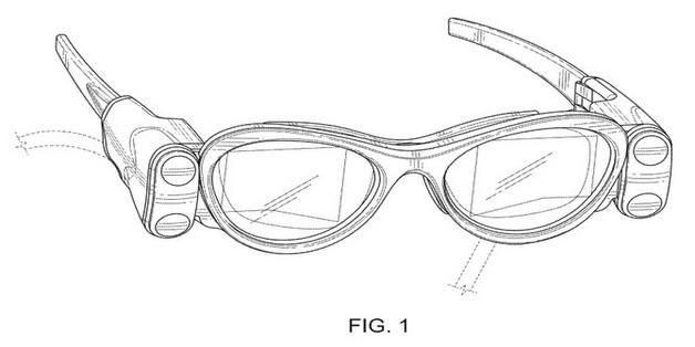 Startup tỷ đô Magic Leap đang phát triển kính thông minh, thiết kế như kính lặn