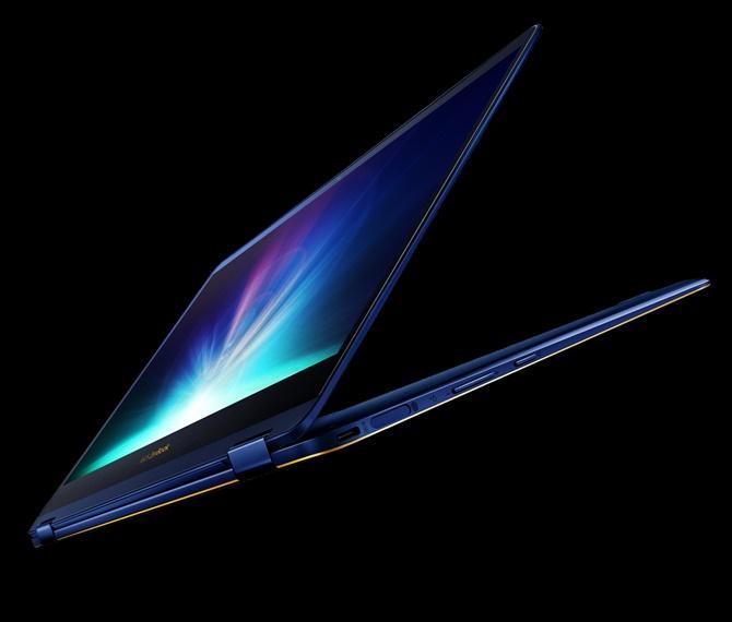 IFA 2017: Asus giới thiệu dòng máy tính bản ZenBook Flip với chip Intel mới nhất