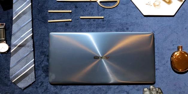 [IFA 2017] Asus làm mới ZenBook 3 Deluxe và ZenBook 13 với chip Intel mới nhất