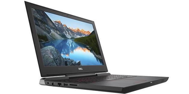 Dòng laptop Inspiron 7000 Gaming của Dell tích hợp GTX 1060