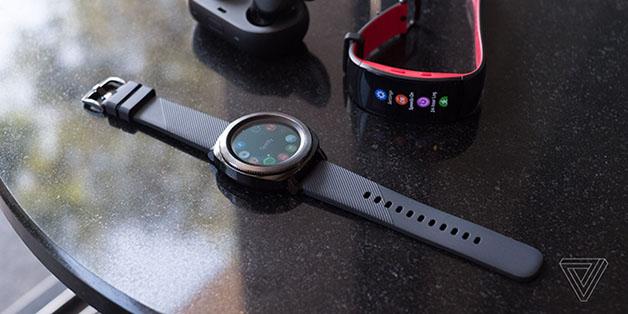 [IFA 2017] Samsung giới thiệu smartwatch Gear Sport: tân cổ giao duyên