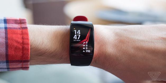 [IFA 2017] Gear Fit 2 Pro ra mắt, chống nước 5ATM và thiết kế dây đeo mới