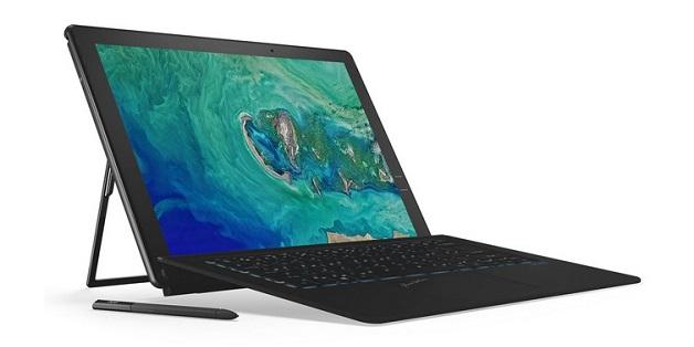 [IFA 2017] Acer Switch 7: tablet lai đầu tiên dùng GPU rời không dùng quạt tản nhiệt
