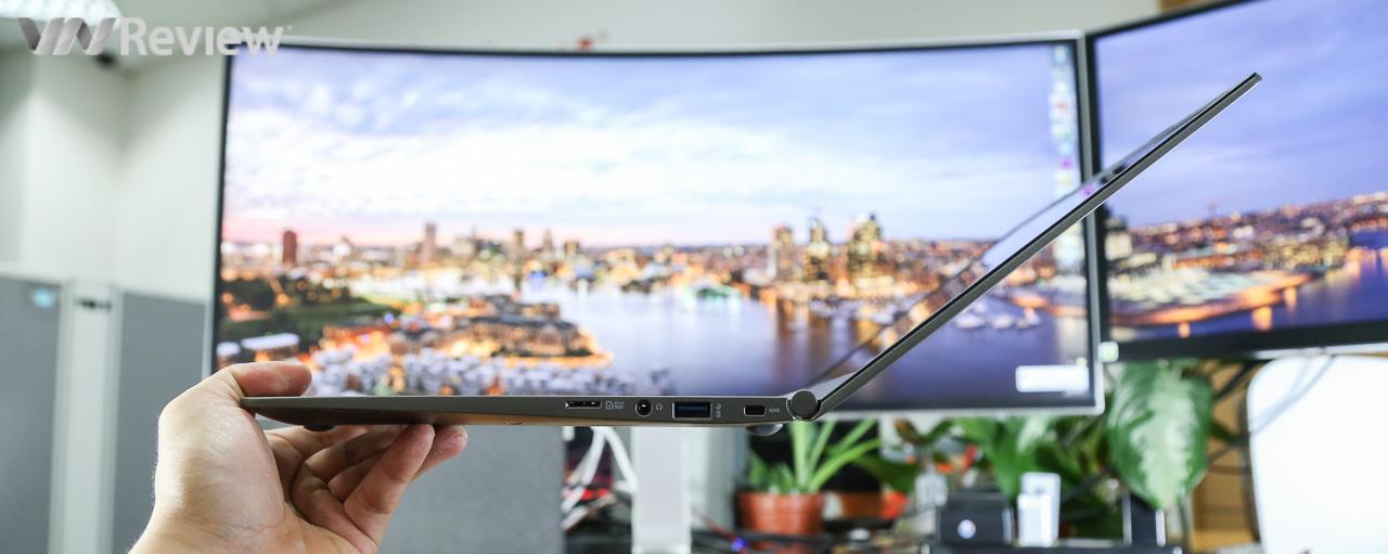 """Mở hộp LG gram 14"""" Z970-G vừa bán chính thức: Macbook của thế giới Windows"""