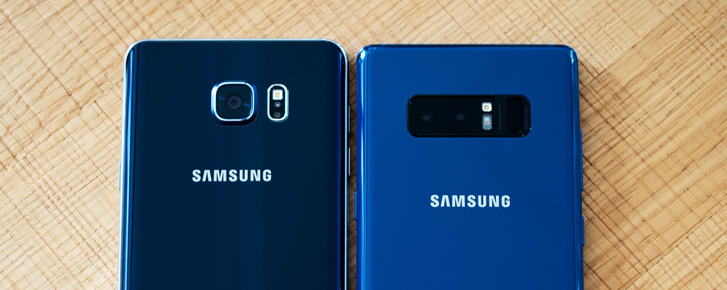 Nên mua Galaxy Note 5 hay chi thêm hơn gấp đôi tiền mua Note 8?