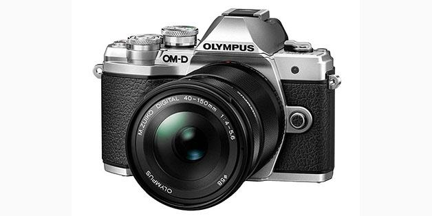Olympus giới thiệu máy ảnh mirrorless OMD EM10 Mark III hỗ trợ quay phim 4K
