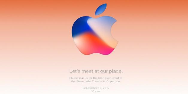 Apple chính thức gửi thư mời sự kiện iPhone tại trụ sở mới ngày 12/9