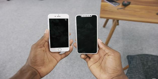 Có lẽ bạn sẽ phải nghĩ lại nếu muốn mua iPhone 8 màu trắng?