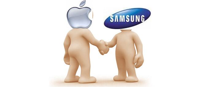 Samsung sẵn sàng cho hiệp ước cấp bằng chéo với Apple