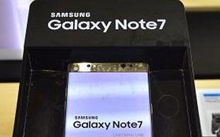Samsung đã bán xong 400 nghìn chiếc Note 7 tân trang