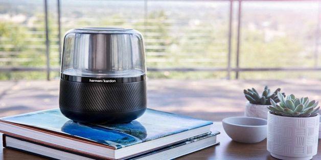 [IFA 2017] Harman Kardon ra mắt loa thông minh Allure tích hợp Alexa