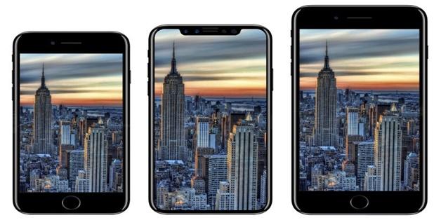 iPhone mới sẽ có tên là iPhone Edition, iPhone 8 và iPhone 8 Plus?