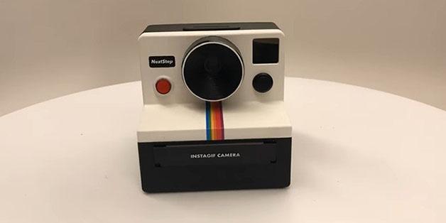 InstaGif: máy chụp ảnh động lấy liền