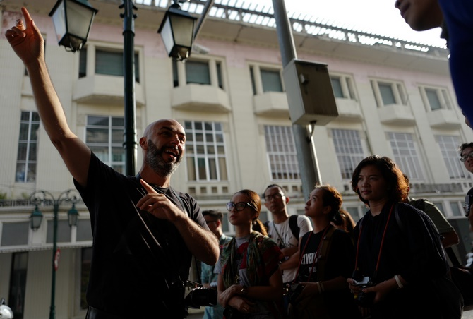 Leica lần đầu tiên mở lớp học nhiếp ảnh tại Việt Nam