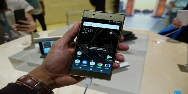 Trên tay Sony Xperia XA1 Plus: smartphone tầm trung với camera cao cấp