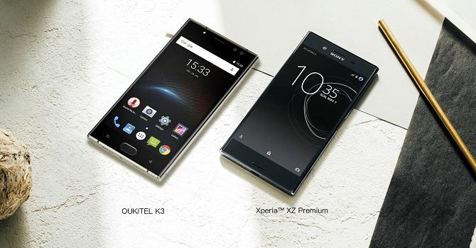 Oukitel ra mắt smartphone 4 camera, pin 6000 mAh