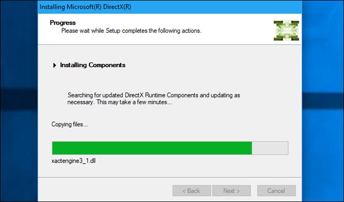Tại sao mỗi lần cài game bạn lại phải cài thư viện DirectX?