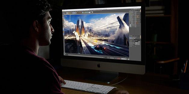 iMac Pro sẽ có khả năng điều chỉnh âm thanh dựa trên vị trí người dùng