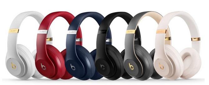Apple giới thiệu Beats Studio3 Wireless, giá 350 USD