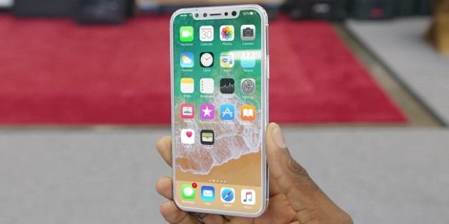 Người dùng không mấy quan tâm đến màn hình không viền trên iPhone 8