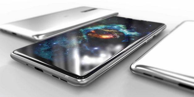Xem concept Nokia 9 với camera kép và viền siêu mỏng