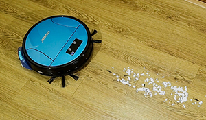 Trải nghiệm robot hút bụi, lau nhà tự động DIQEE A3, giá 4,3 triệu đồng