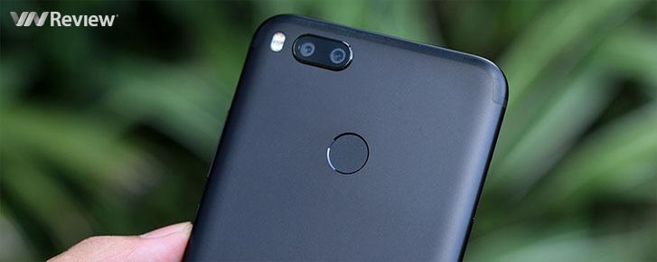 Chụp thử camera kép của Xiaomi Mi A1: xoá phông, zoom 2X và chụp thông thường