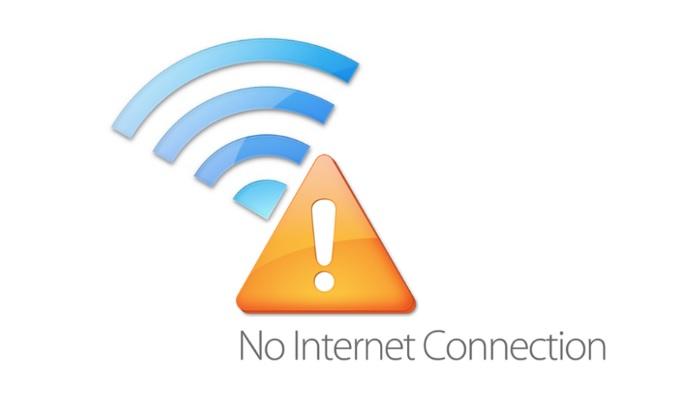 Kết nối WiFi cứ 5-10 phút bị lỗi chấm than vàng