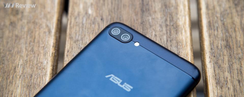 Đánh giá Asus Zenfone 4 Max Pro: tăng pin, thêm camera, giảm giá