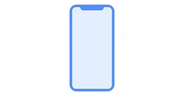 Tất cả các phiên bản iPhone X đều có mặt trước màu đen