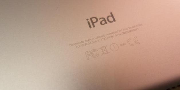 Làm sao để biết bạn đang dùng iPad đời nào?