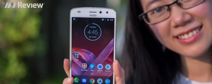 Đánh giá nhanh Moto Z2 Play: Tập trung vào Moto Mods