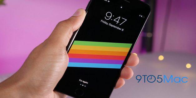 Đây có thể là bộ hình nền trên iPhone 8?